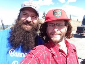 Alex and Dave Ward July 2015