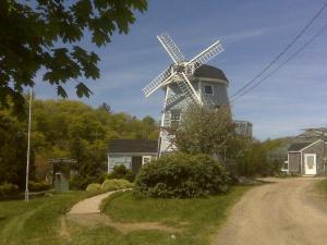 Bear River Windmill Jonathan Hilton's last workplace