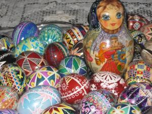 Easter Eggs 2011 010