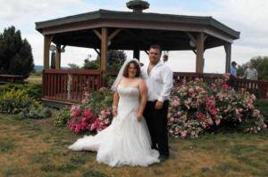 Wedding at Digby Fishermen Memorial Park