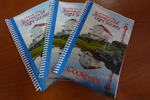 Friends of the Yarmouth Light Society Cookbooks