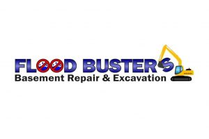 Flood Busters Basement Repair and Excavation logo