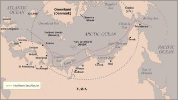 NSR map